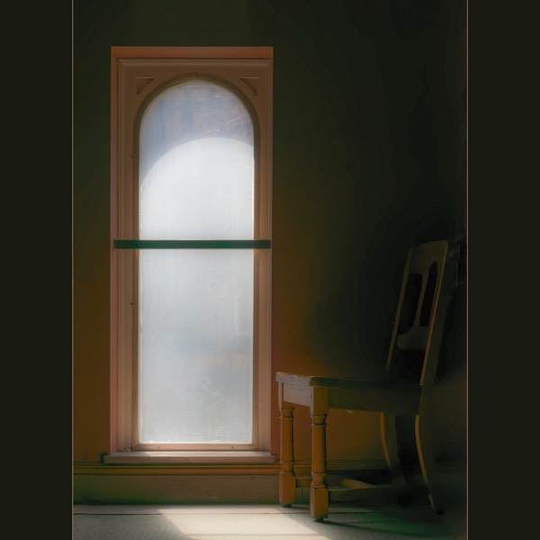 Mood of solitude pavel muller fine art photography for Chair next to window